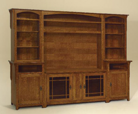Landmark Flat Screen TV Unit