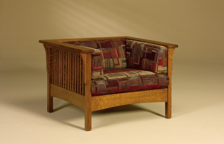 Cublic Slat Chair