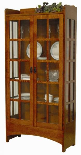 Mission Curio Cabinet