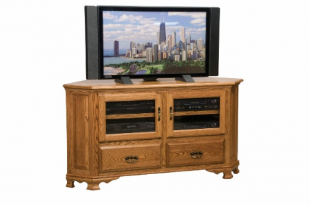 Heritage TV Stands SWE-061C-H (Corner Unit)