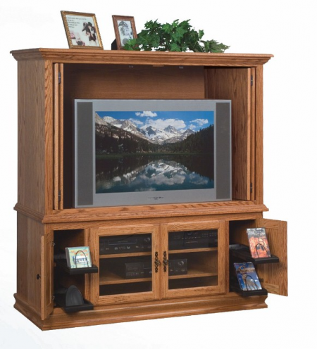 Heritage TV Cabinet SWE-60 Widescreen- H