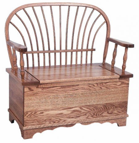 Sheaf Bow Bench
