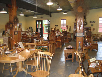 Northern Oak Amish Furniture